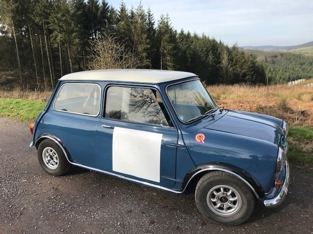 1963 Classic Mk1 Mini Race/Hill Climb/Fast Road Car. For Sale (picture 1 of 6)