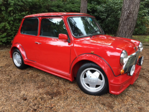 Mini ERA Turbo ULTRA Low Mileage