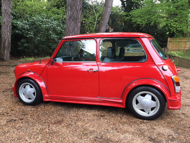 1992 Mini ERA Turbo ULTRA Low Mileage For Sale (picture 3 of 6)