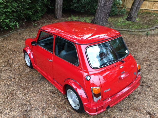 1992 Mini ERA Turbo ULTRA Low Mileage For Sale (picture 4 of 6)