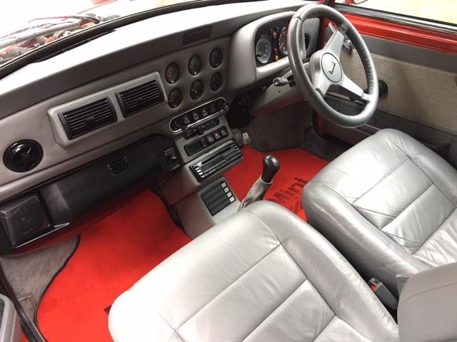 1992 Mini ERA Turbo ULTRA Low Mileage For Sale (picture 5 of 6)