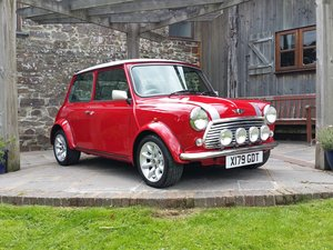 2000 Immaculate Mini Cooper Sport On Just 26400 Miles.
