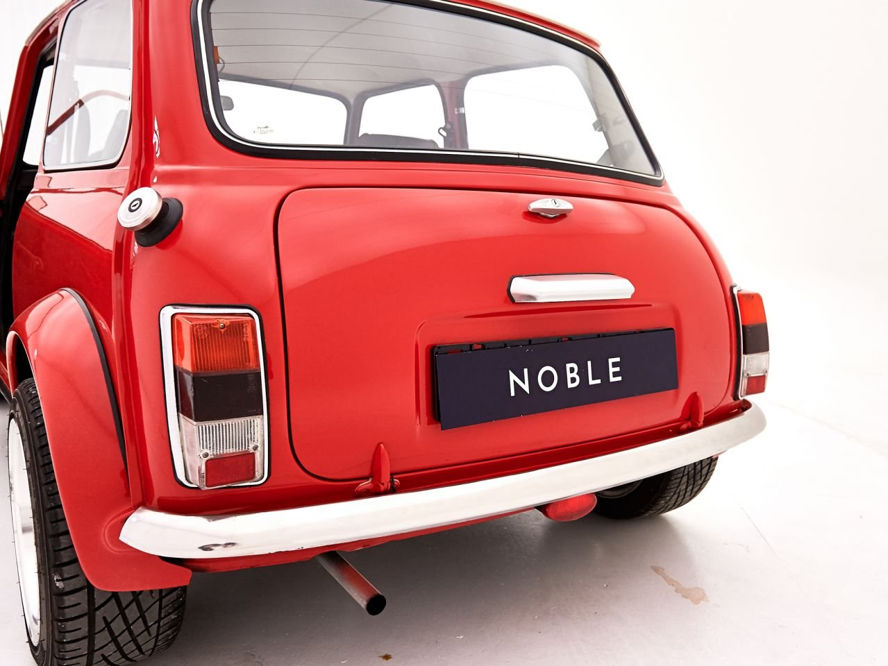1987 MINI 1000 MAYFAIR S6 For Sale by Auction (picture 4 of 6)