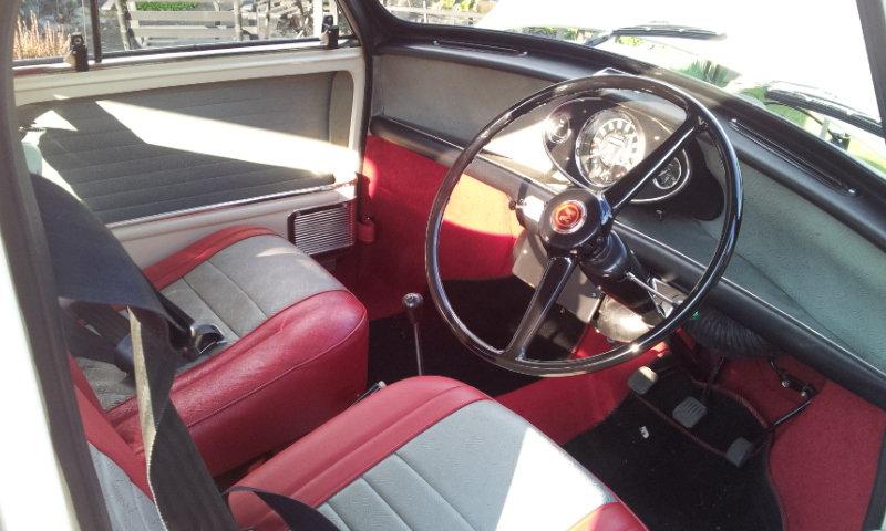 Mini Cooper 1966 Mk1 For Sale (picture 3 of 6)
