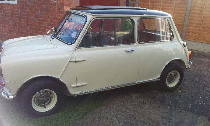 Mini Cooper 1966 Mk1 For Sale (picture 2 of 6)