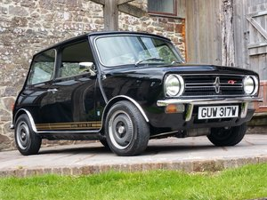 1980 Outstanding Mini 1275 GT SOLD