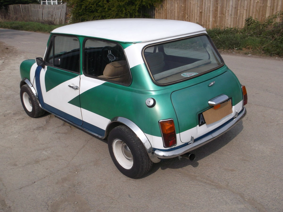 MINI 1000 1977 FULL MOT For Sale (picture 1 of 6)