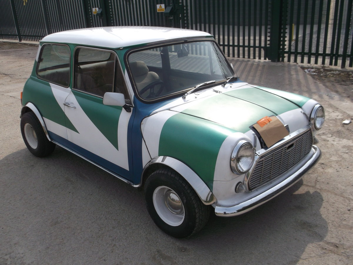 MINI 1000 1977 FULL MOT For Sale (picture 2 of 6)