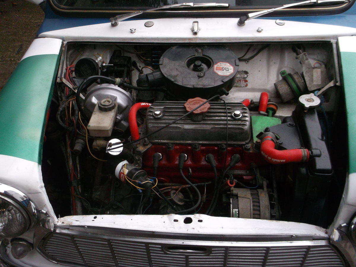 MINI 1000 1977 FULL MOT For Sale (picture 3 of 6)