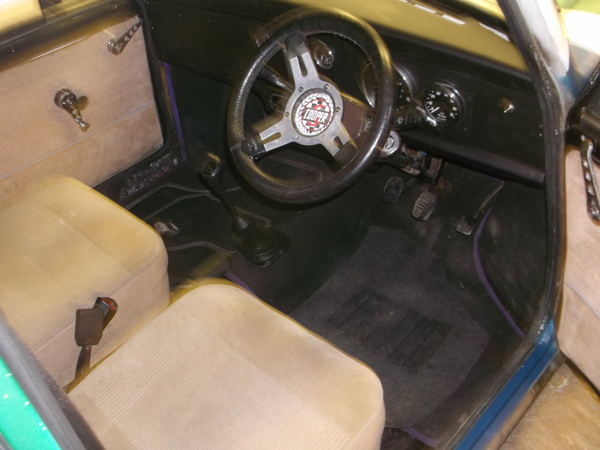 MINI 1000 1977 FULL MOT For Sale (picture 4 of 6)