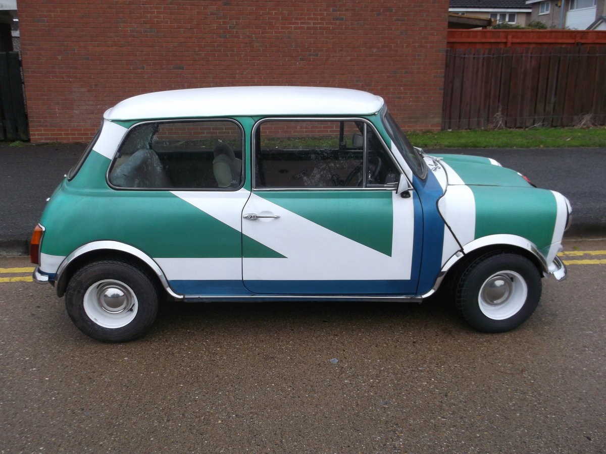 MINI 1000 1977 FULL MOT For Sale (picture 5 of 6)