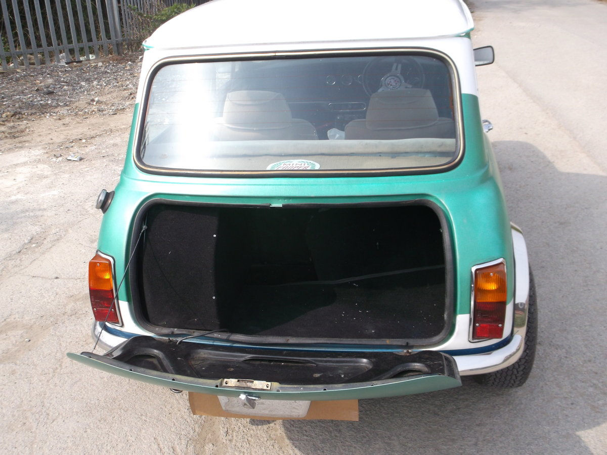 MINI 1000 1977 FULL MOT For Sale (picture 6 of 6)