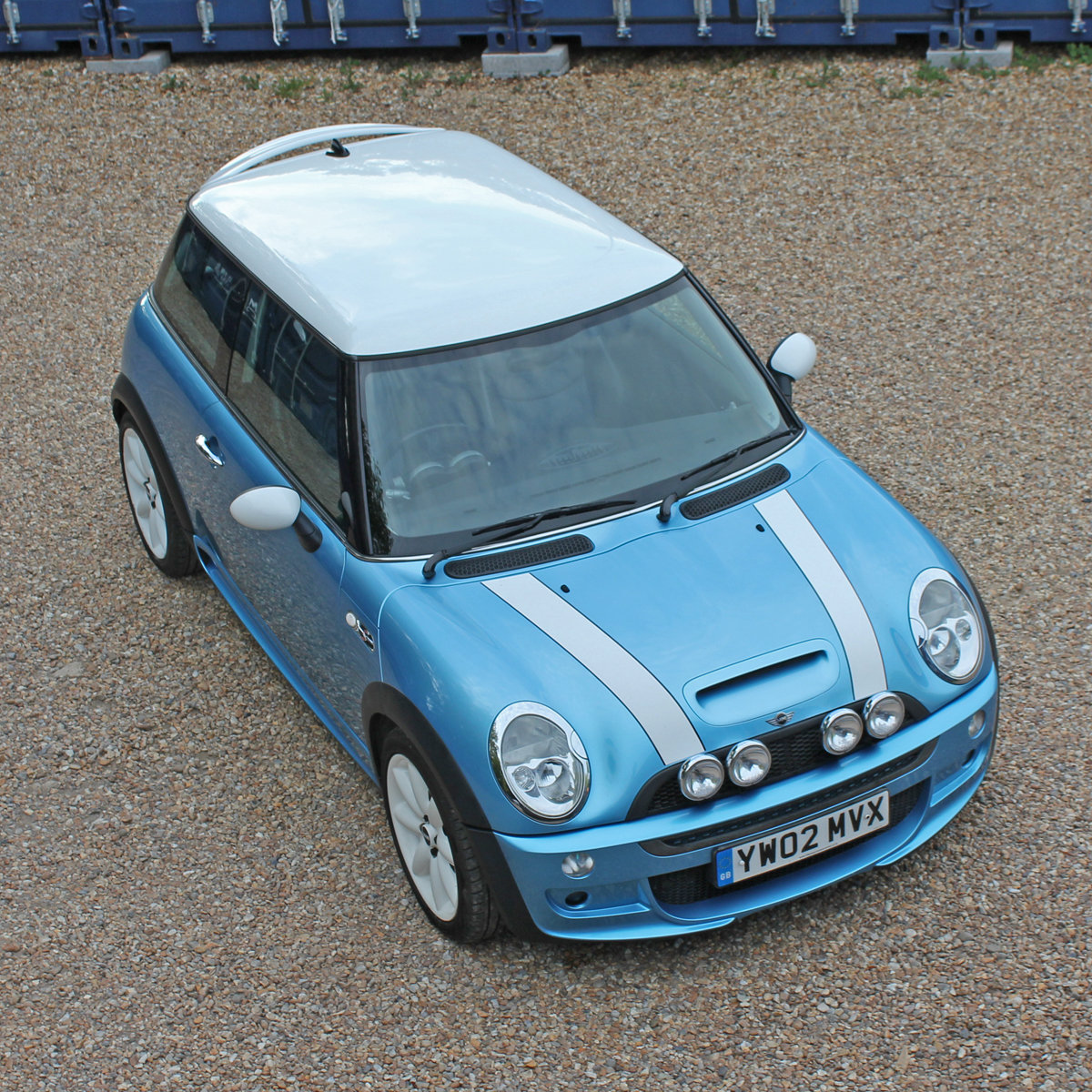 Mini Cooper S 2002 (early example, fsh, full spec) For Sale (picture 1 of 6)