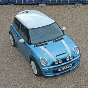 Mini Cooper S 2002 (early example, fsh, full spec) For Sale