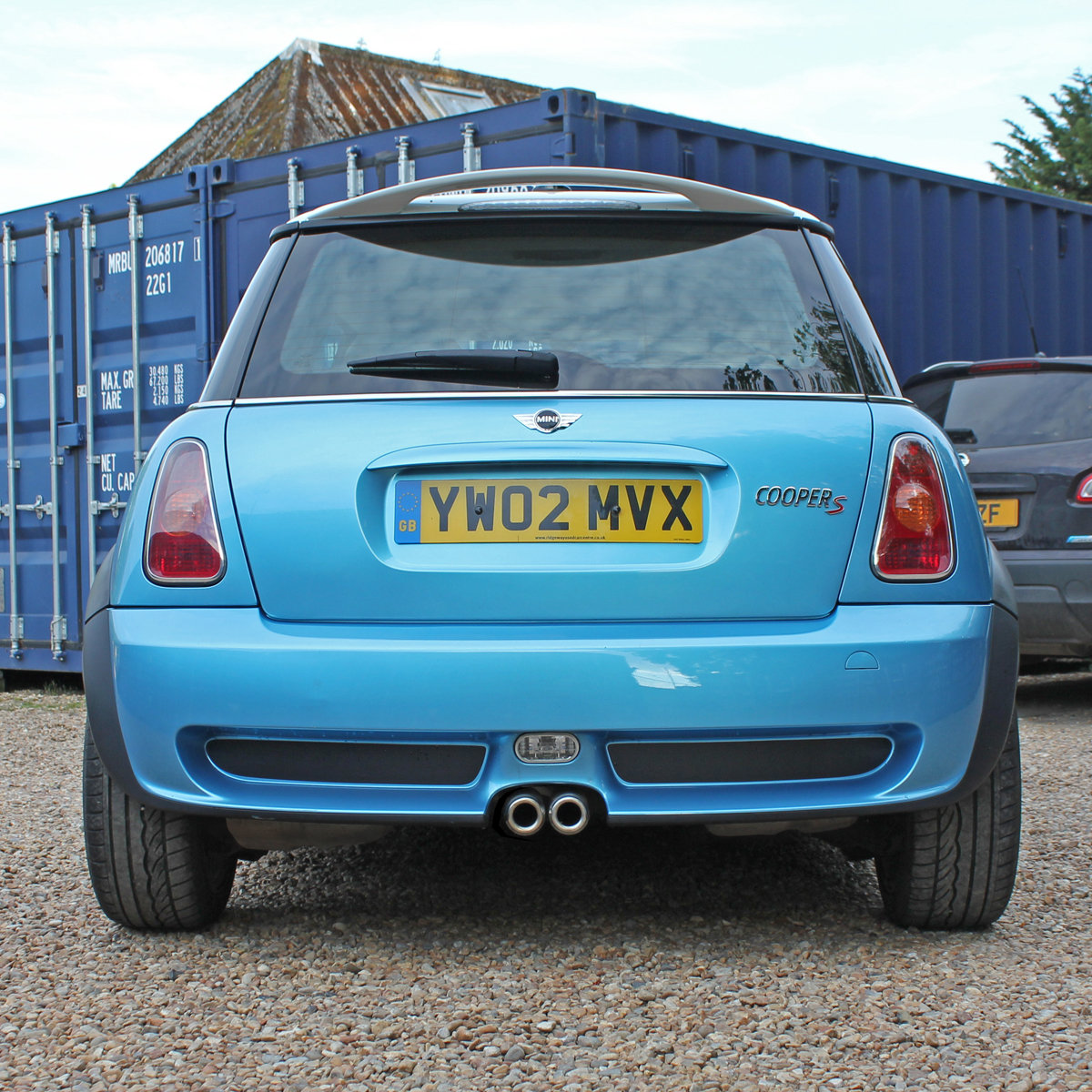 Mini Cooper S 2002 (early example, fsh, full spec) For Sale (picture 6 of 6)