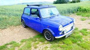 1998 Rover Mini Paul Smith Ltd Edition  SOLD