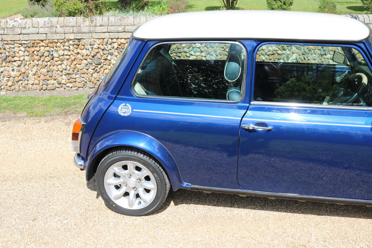 Cooper Sport In Fantastic Condition (2000)  SOLD (picture 6 of 6)