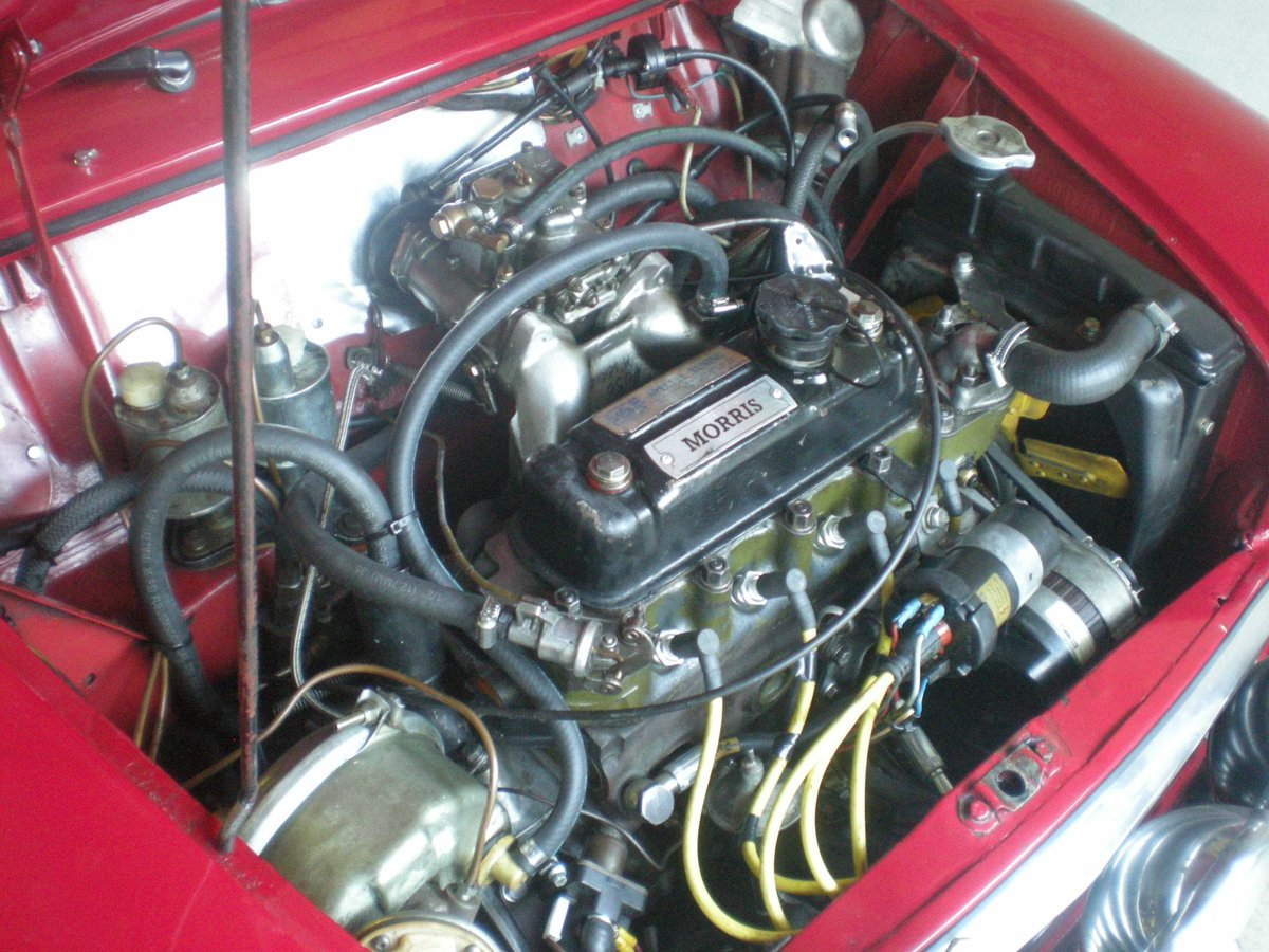 Morris Cooper S year 1967 For Sale (picture 3 of 6)