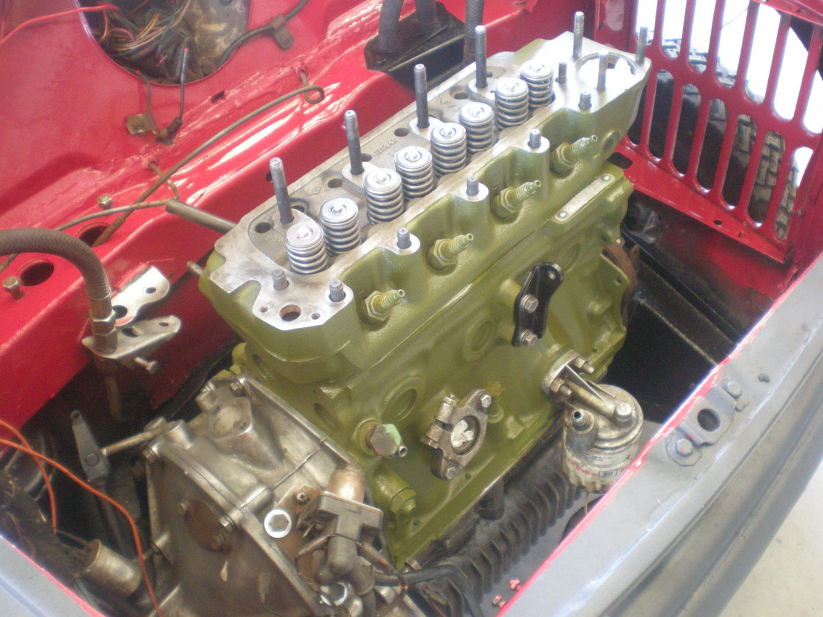 Morris Cooper S year 1967 For Sale (picture 5 of 6)