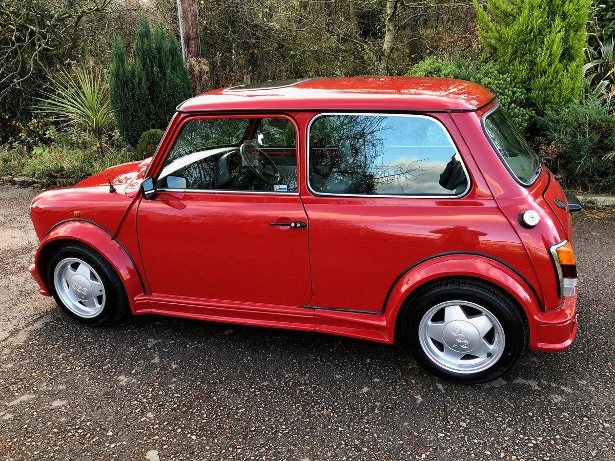 1990 Super Rare Mini ERA Turbo UK Delivered For Sale (picture 2 of 6)