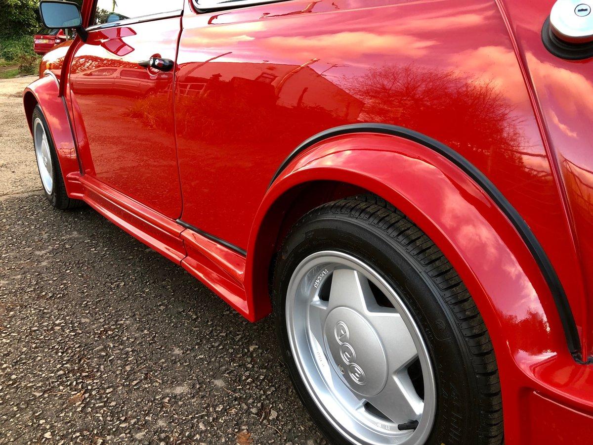 1990 Super Rare Mini ERA Turbo UK Delivered For Sale (picture 3 of 6)