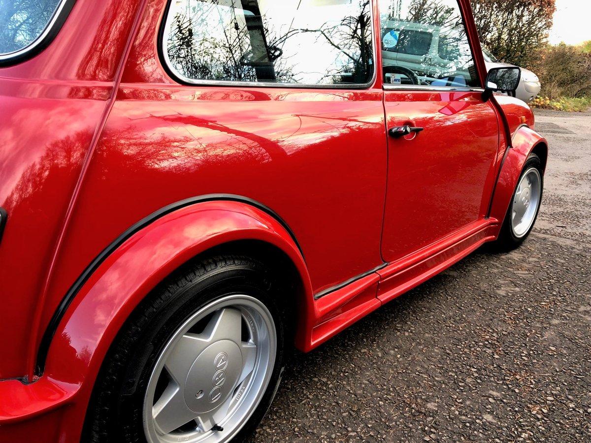 1990 Super Rare Mini ERA Turbo UK Delivered For Sale (picture 5 of 6)