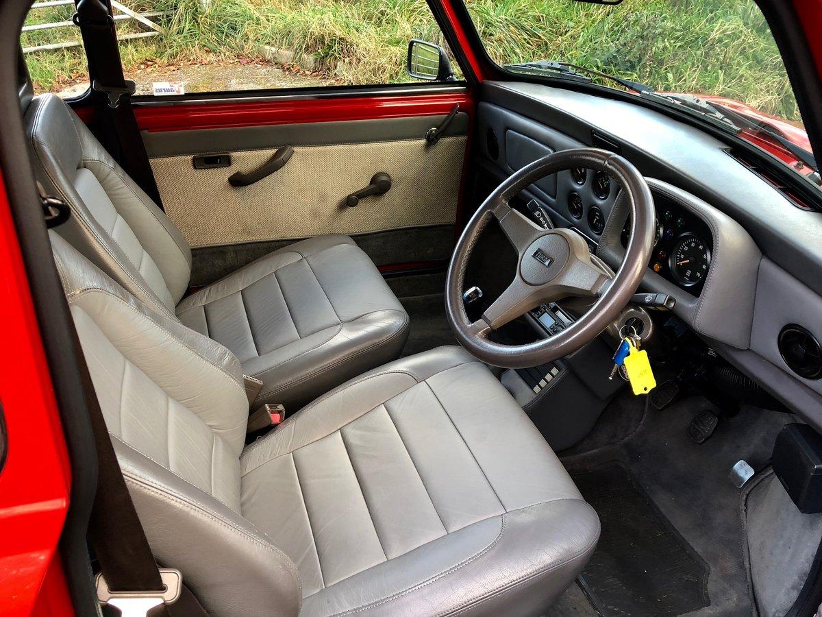 1990 Super Rare Mini ERA Turbo UK Delivered For Sale (picture 6 of 6)