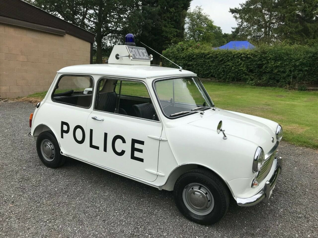 1968 MORRIS MINI COOPER S OKD 698F EX LIVERPOOL POLICE RARE! SOLD (picture 2 of 6)