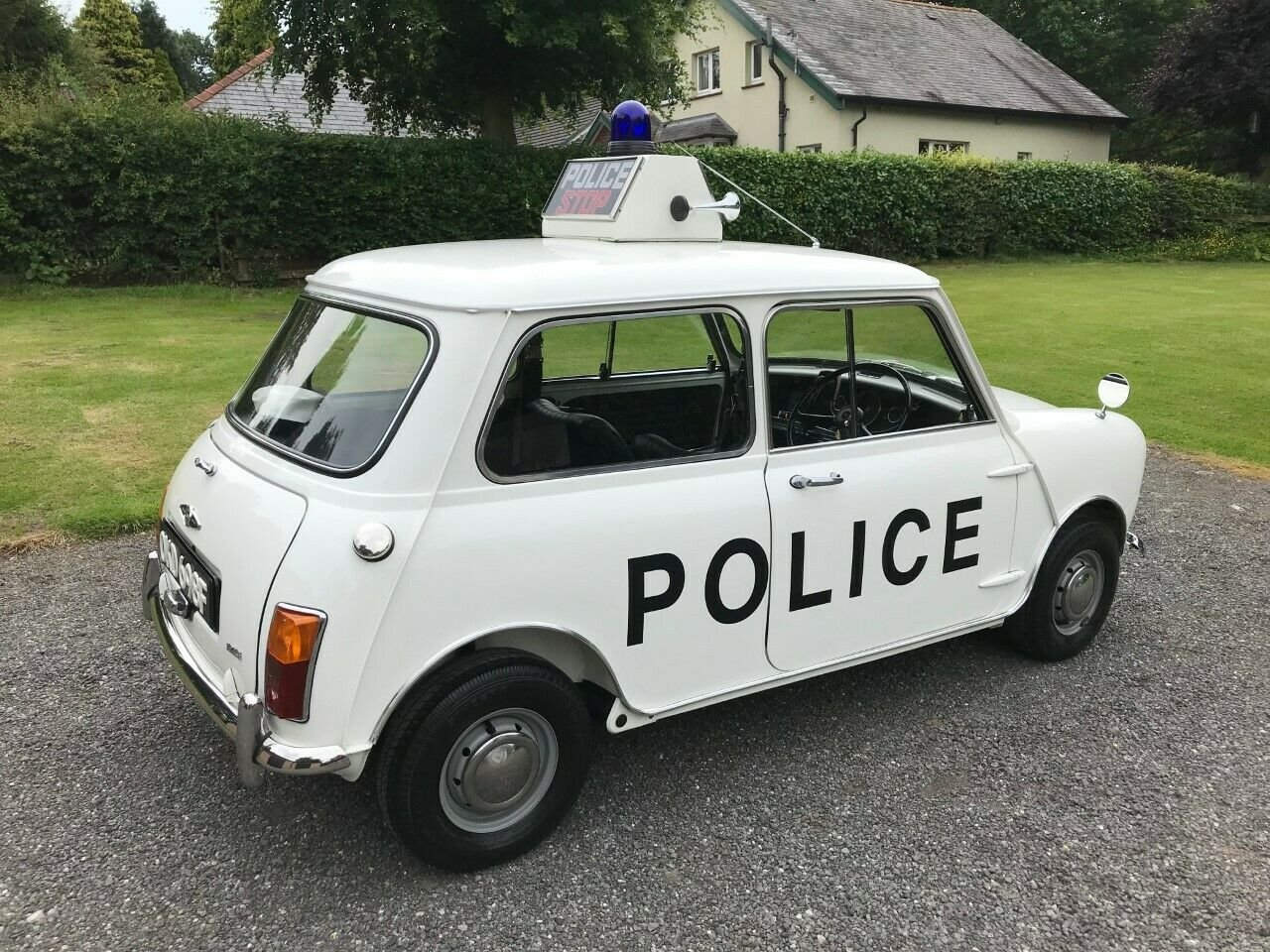 1968 MORRIS MINI COOPER S OKD 698F EX LIVERPOOL POLICE RARE! SOLD (picture 3 of 6)