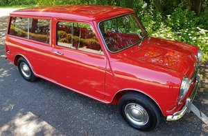 1966 AUSTIN MINI COUNTRYMAN ESTATE - SORRY SALE AGREED