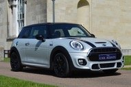 2018 Mini Cooper S Works - 4,895 Miles For Sale