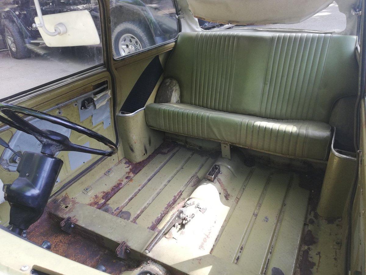 1972 Mini 1000 Mk3 SOLD (picture 4 of 6)