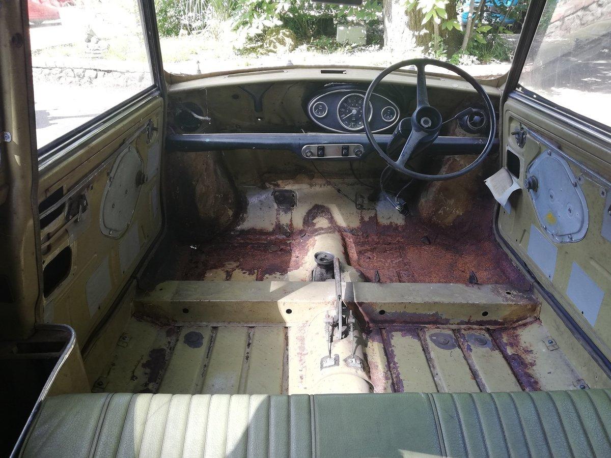 1972 Mini 1000 Mk3 SOLD (picture 6 of 6)
