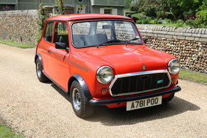 1983 Austin Mini Sprite (Original Spec Car)  SOLD