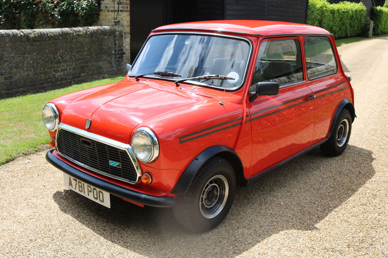 1983 Austin Mini Sprite (Original Spec Car)  SOLD (picture 2 of 6)