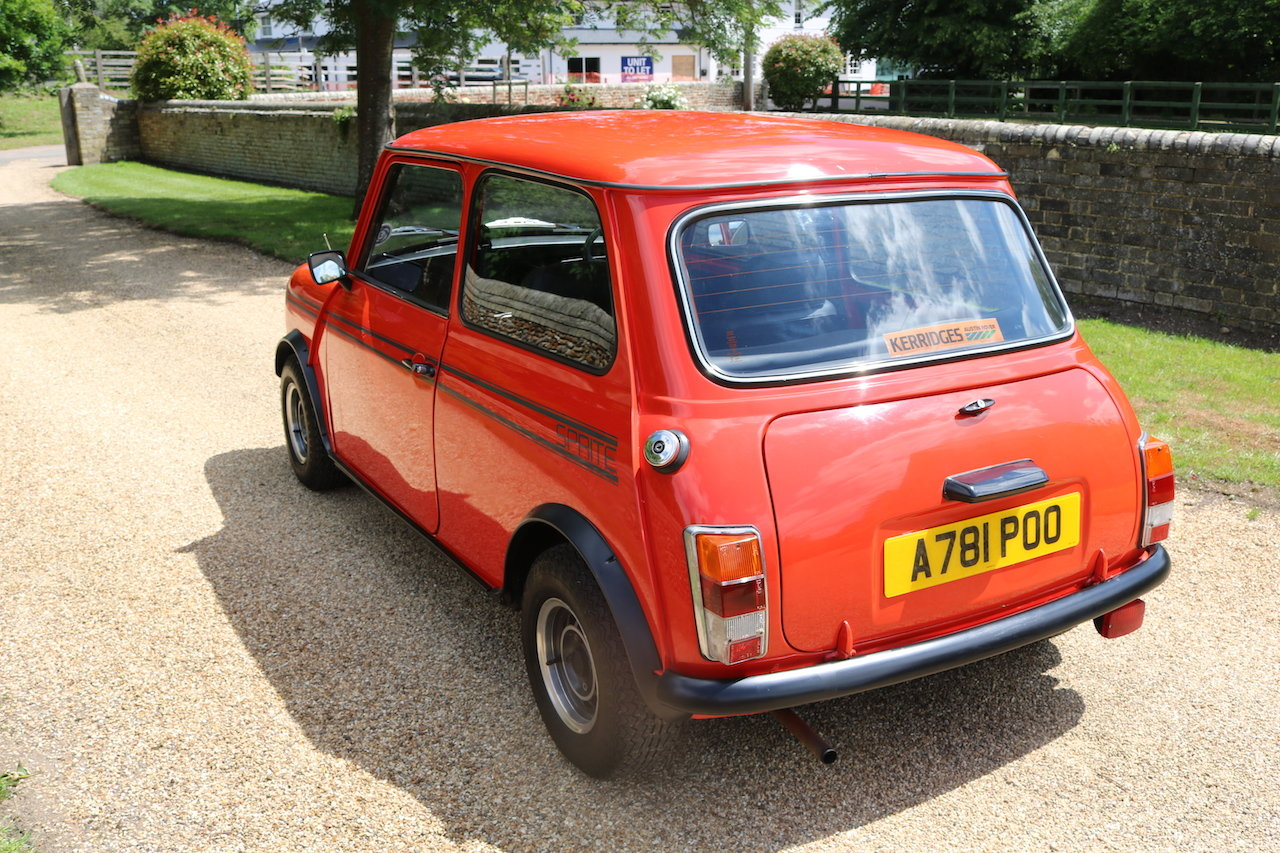 1983 Austin Mini Sprite (Original Spec Car)  SOLD (picture 3 of 6)