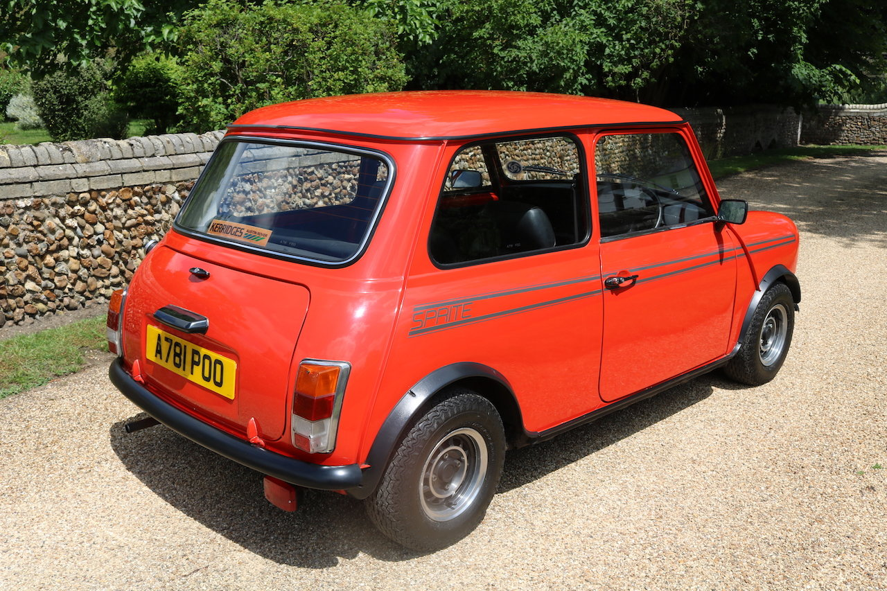 1983 Austin Mini Sprite (Original Spec Car)  SOLD (picture 4 of 6)