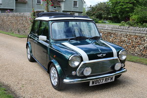 2000 Cooper Classic Low Miles (Full Length Electric Sun Roof)  SOLD
