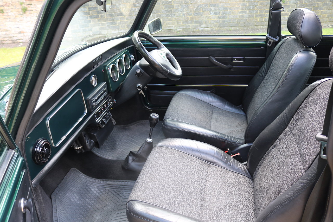 2000 Cooper Classic Low Miles (Full Length Electric Sun Roof)  For Sale (picture 6 of 6)