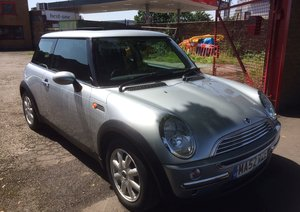 2002 Mini one 1.6 auto For Sale