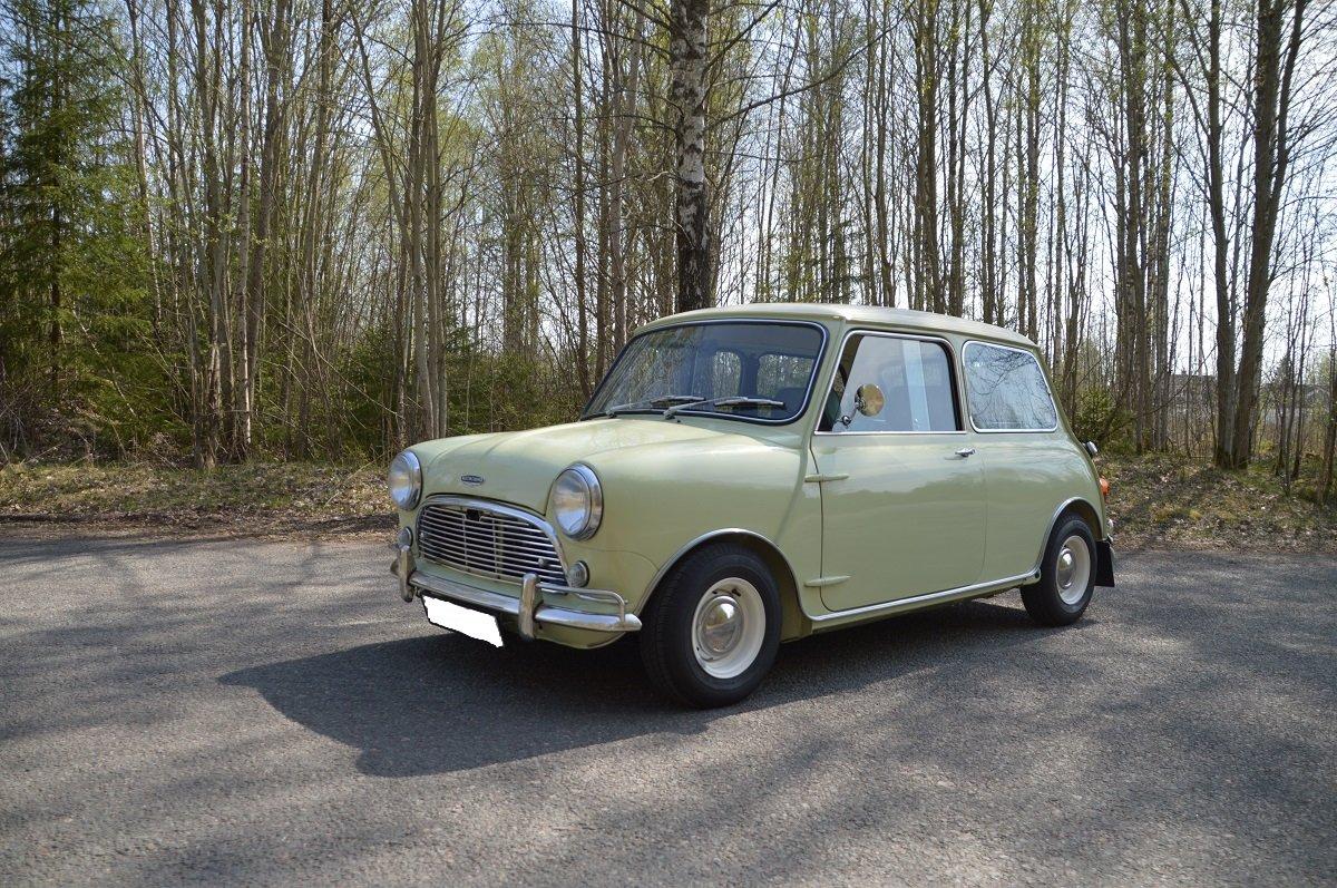 1962 Austin Mini cooper (997) For Sale (picture 1 of 6)