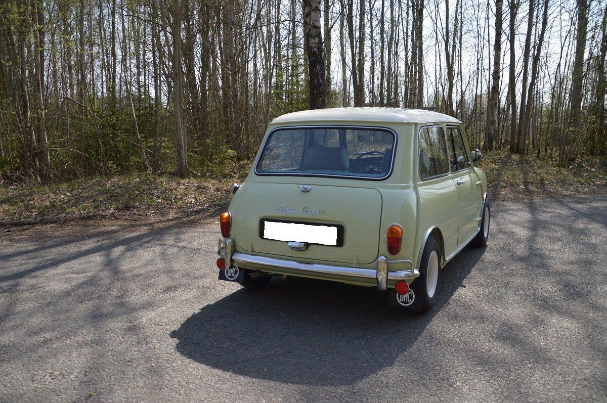 1962 Austin Mini cooper (997) For Sale (picture 3 of 6)