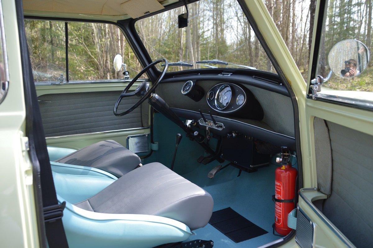 1962 Austin Mini cooper (997) For Sale (picture 6 of 6)