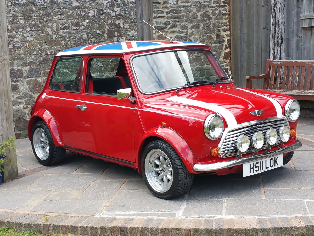 1991 Bill Richards Built Fast Road Mini Cooper. SOLD (picture 1 of 6)