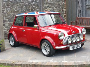 1991 Bill Richards Built Fast Road Mini Cooper. SOLD
