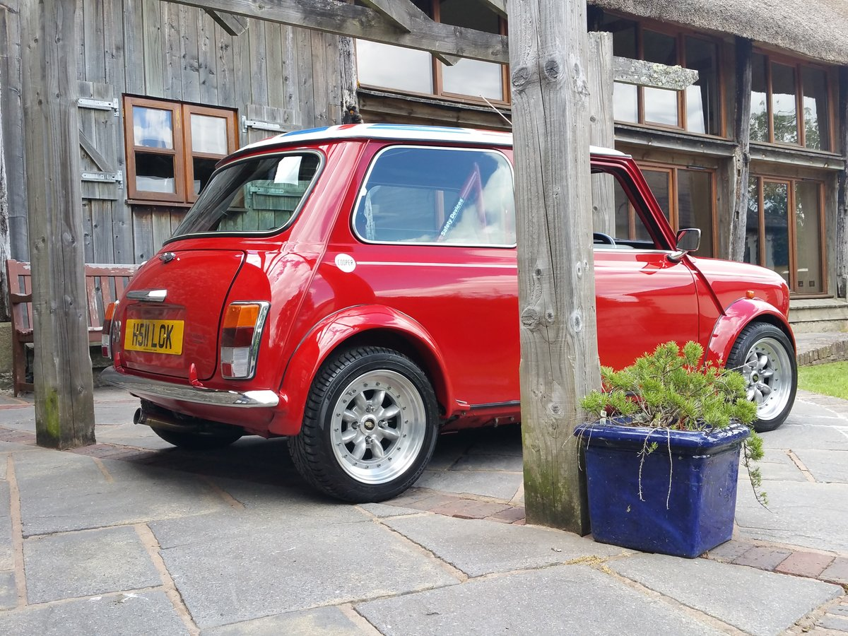 1991 Bill Richards Built Fast Road Mini Cooper. SOLD (picture 2 of 6)