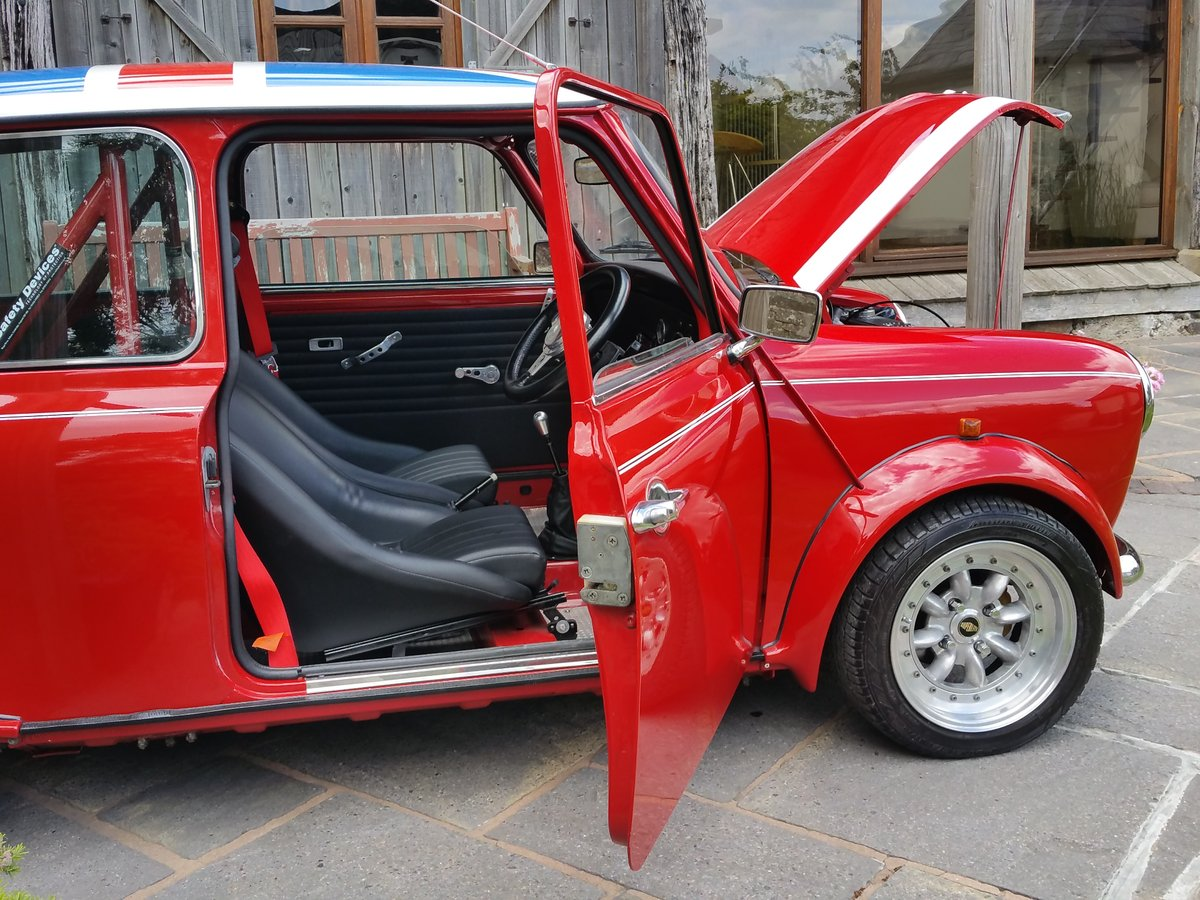1991 Bill Richards Built Fast Road Mini Cooper. SOLD (picture 3 of 6)