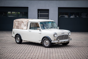 1980 Mini Pick-up supercharged For Sale