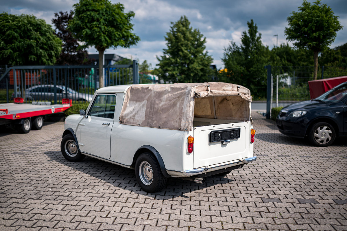 1980 Mini Pick-up supercharged For Sale (picture 2 of 6)