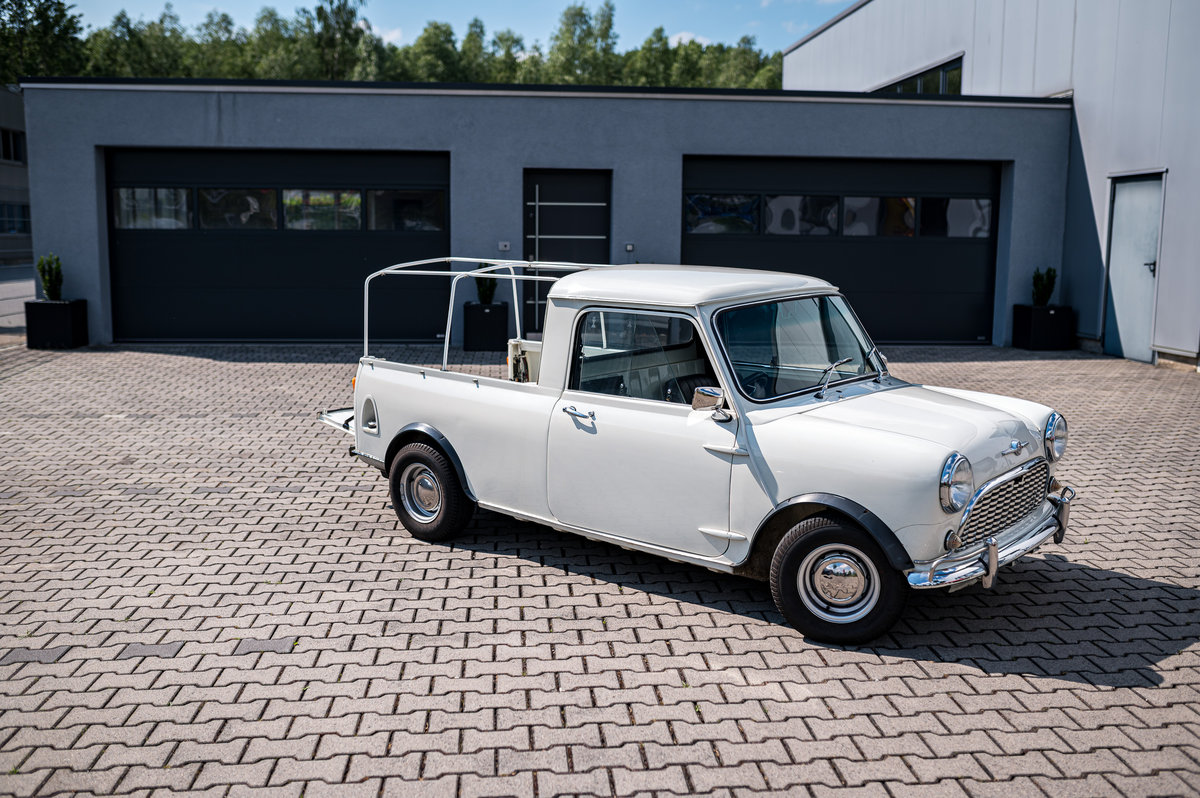 1980 Mini Pick-up supercharged For Sale (picture 4 of 6)